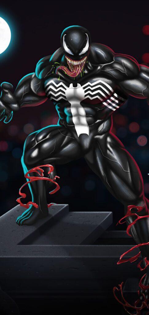 venom images