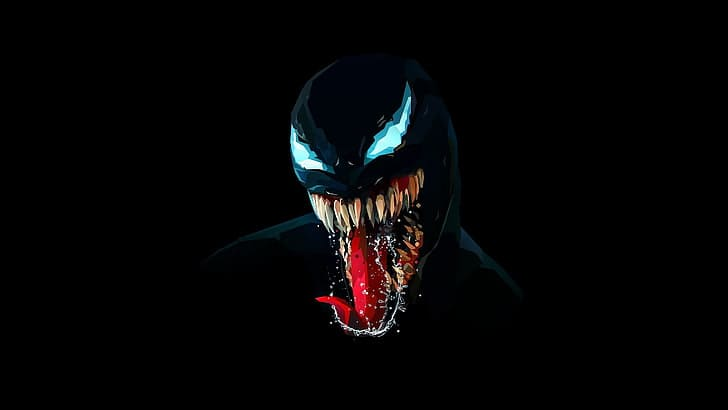 venom wallpaper desktop