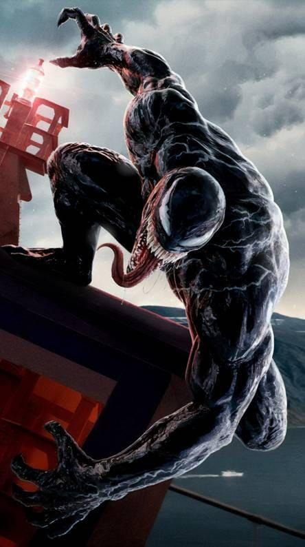 venom wallpaper mobile