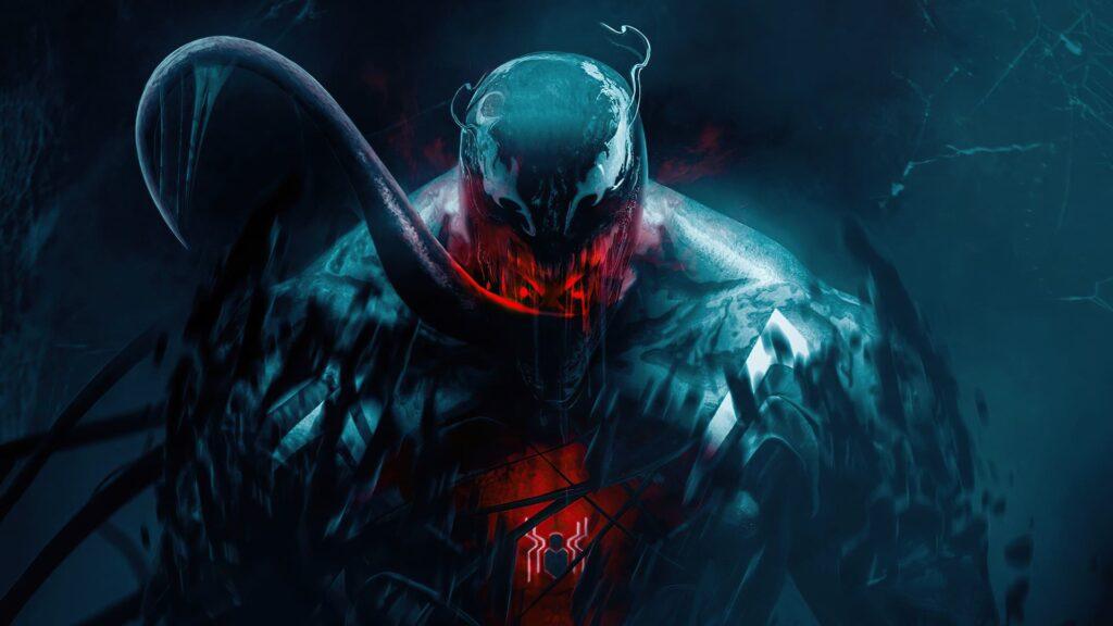 venom wallpaper pc