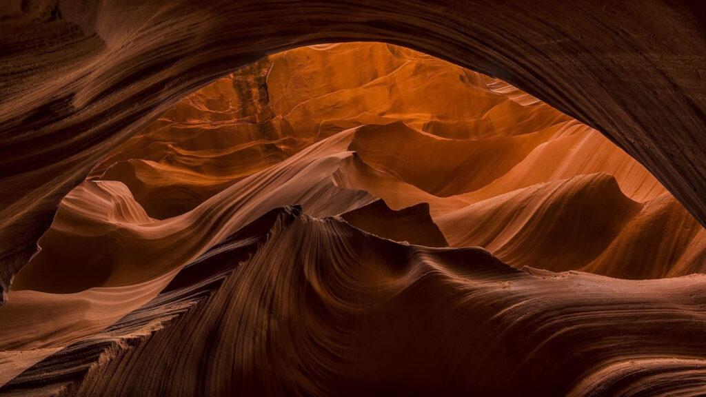 antelope canyon hd background