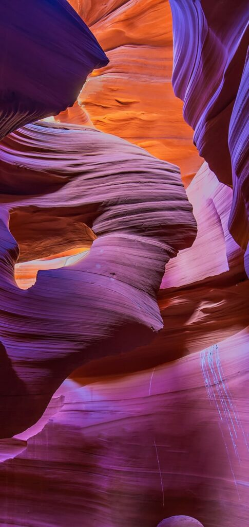 antelope canyon wallpaper for android
