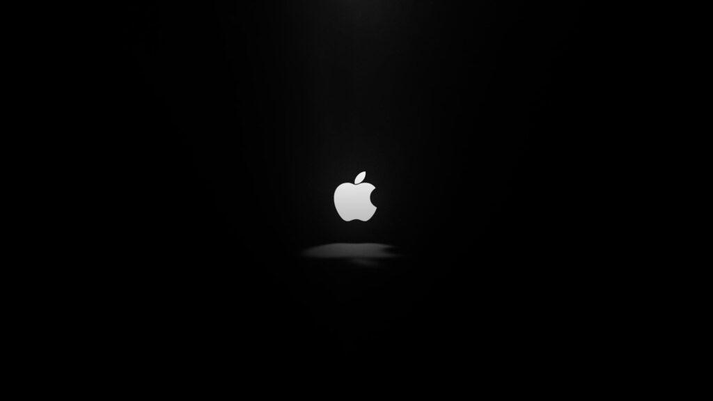 apple laptop background