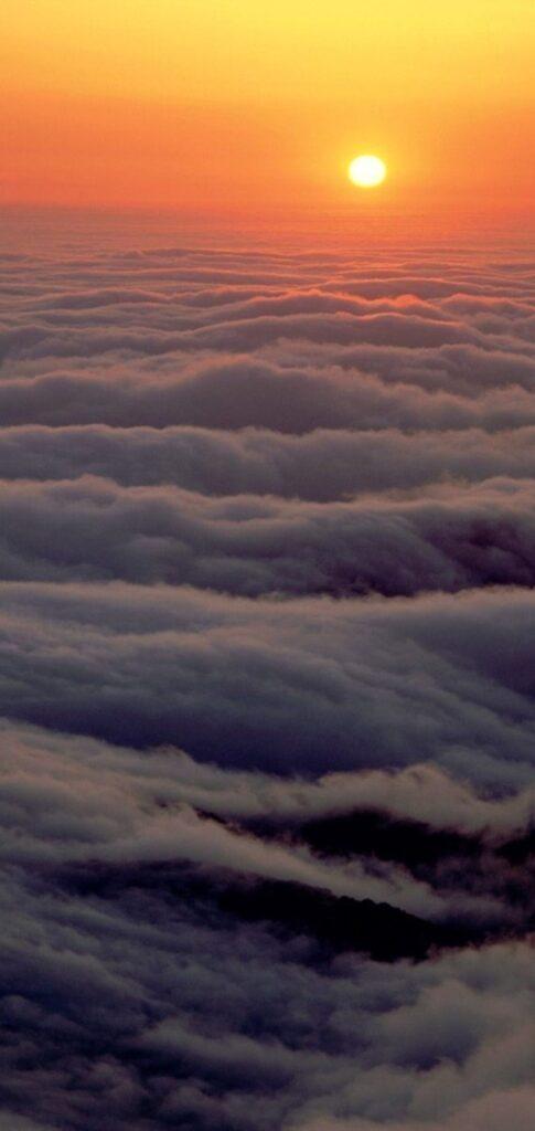 clouds 4k wallpaper