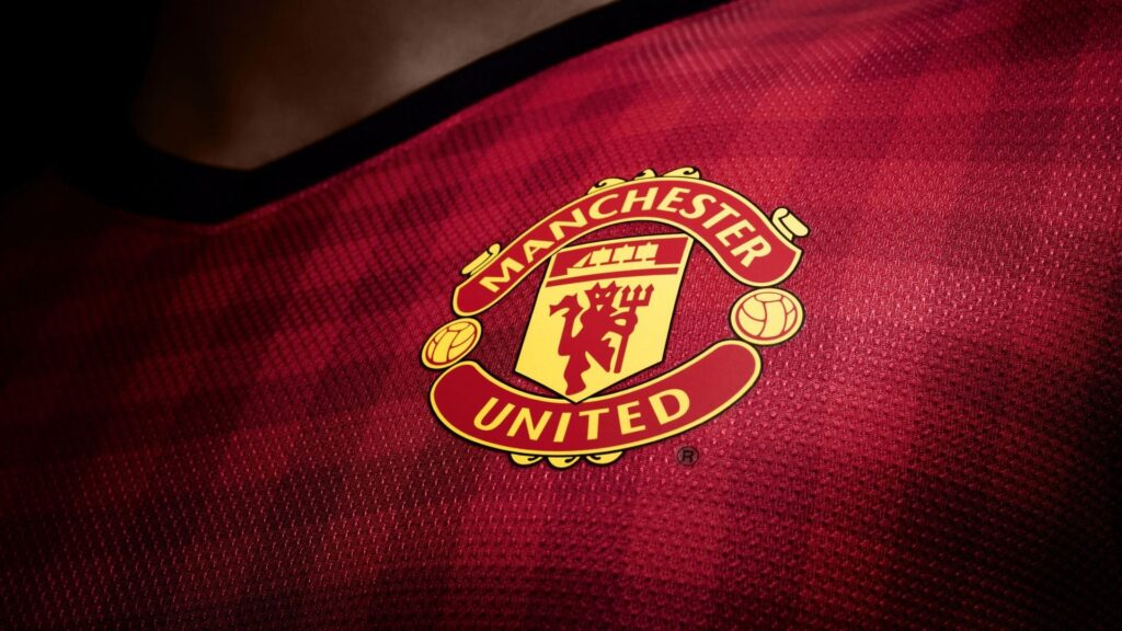 manchester united computer background