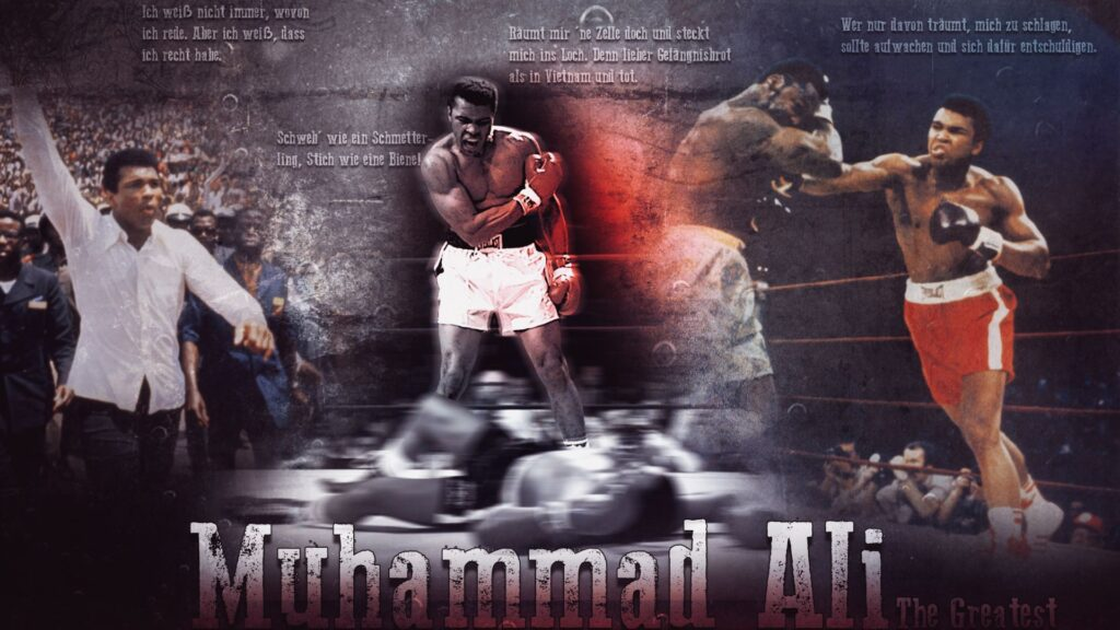 muhammad ali desktop wallpaper