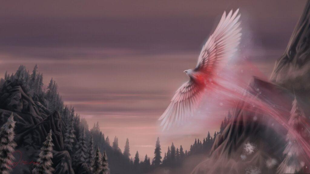 phoenix 4k wallpaper download