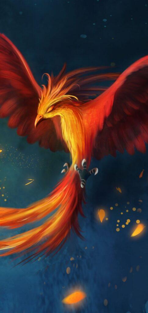 phoenix background