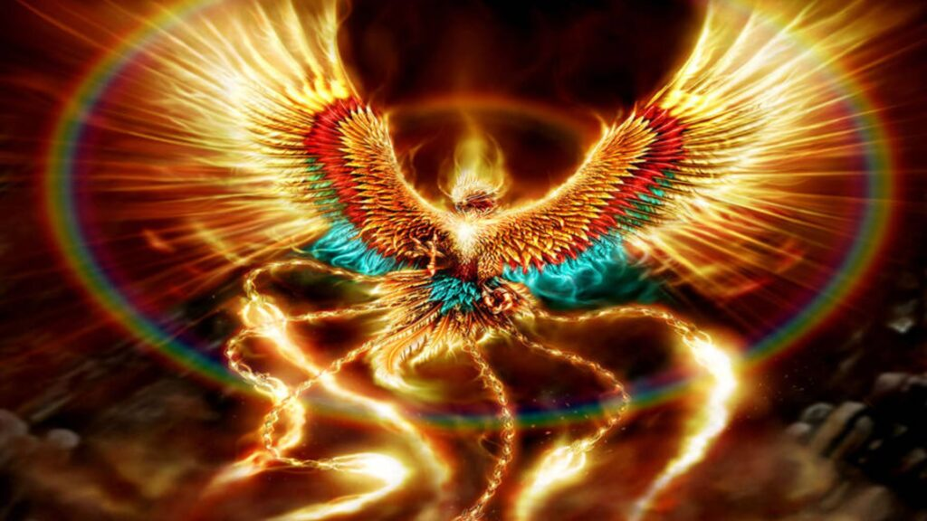 phoenix desktop wallpaper 4k