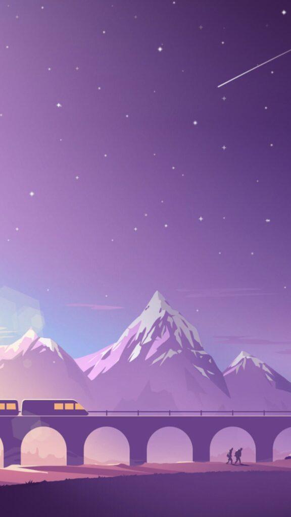 purple backgrounds wallpaper