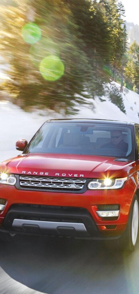 range rover background hd