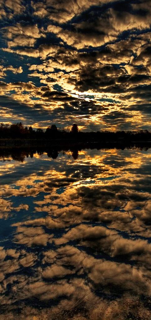 reflection wallpaper free download