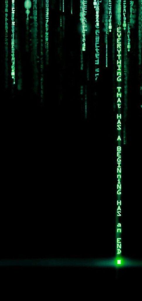the matrix 4 background