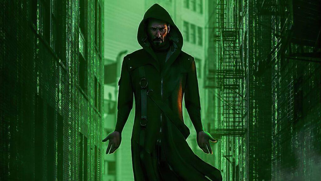 the matrix 4 desktop wallpaper