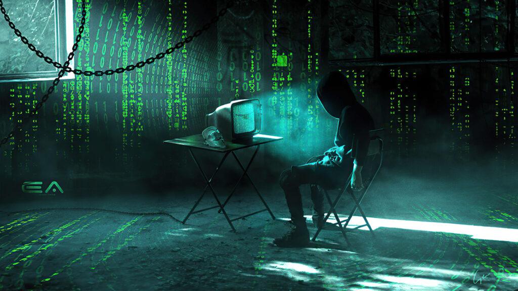 the matrix 4 laptop background