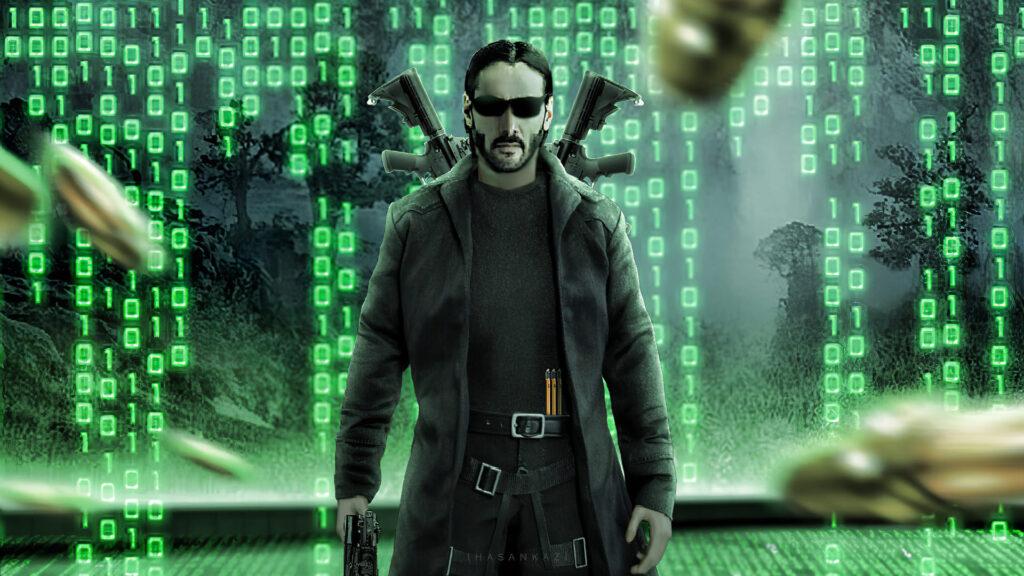 the matrix 4 pc wallpaper