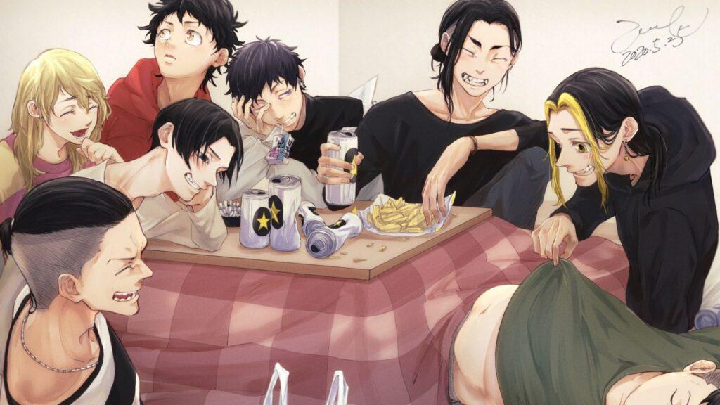 tokyo revengers pc wallpaper