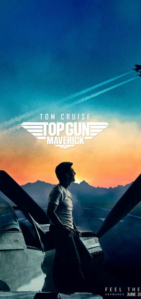 top gun maverick image