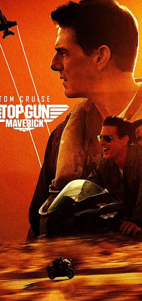 top gun maverick wallpaper hd