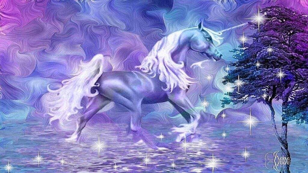 unicorn 4k wallpaper