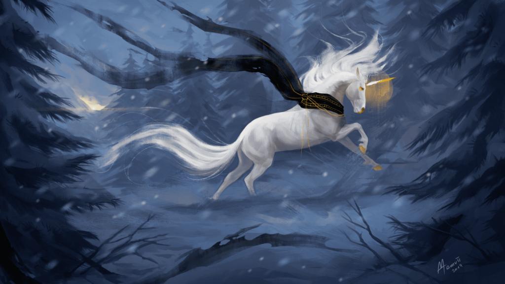 unicorn 4k wallpaper download