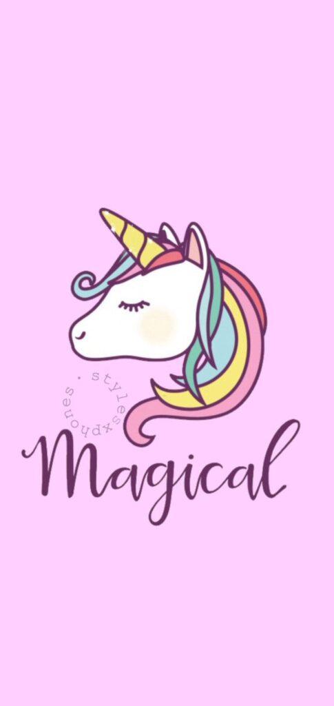 unicorn android wallpaper