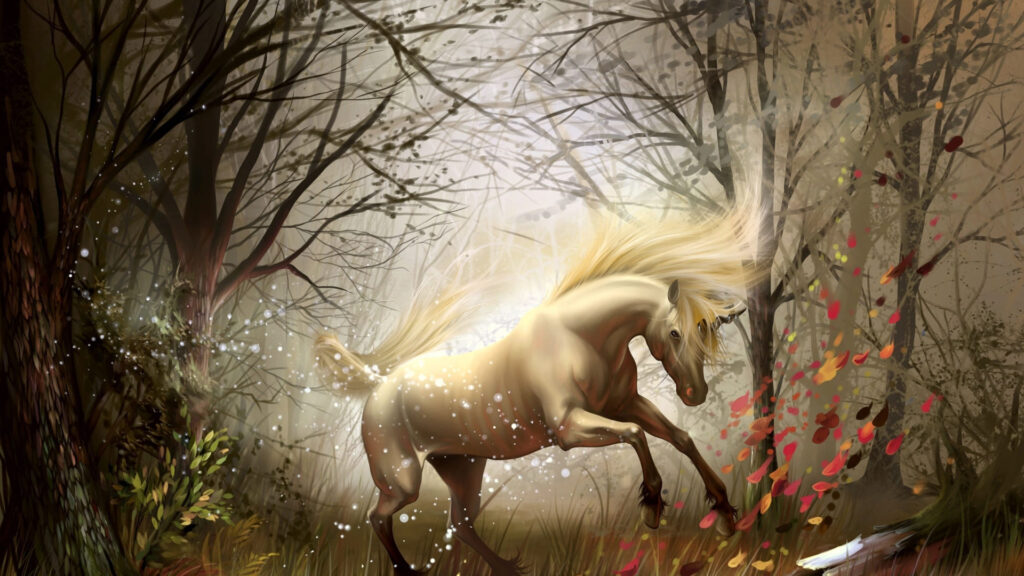 unicorn desktop wallpaper 4k