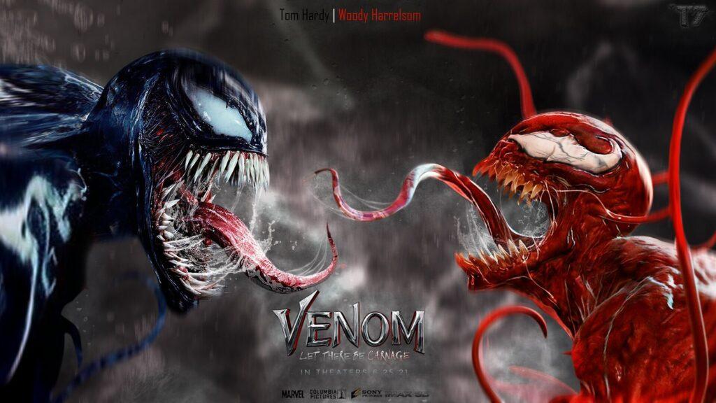 venom 2 hd wallpaper