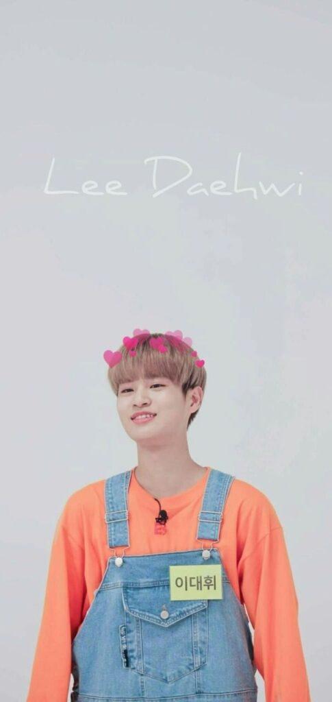 wallpaper lee dae hwi