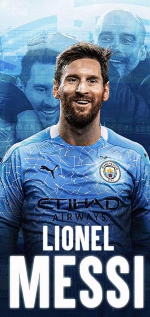 lionel messi manchester city wallpapers