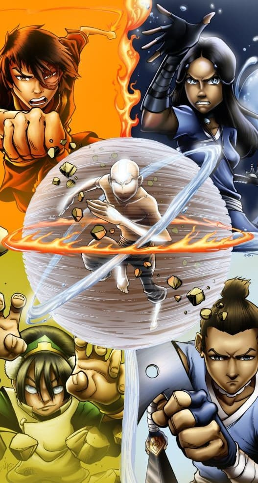 avatar the last airbender android wallpaper