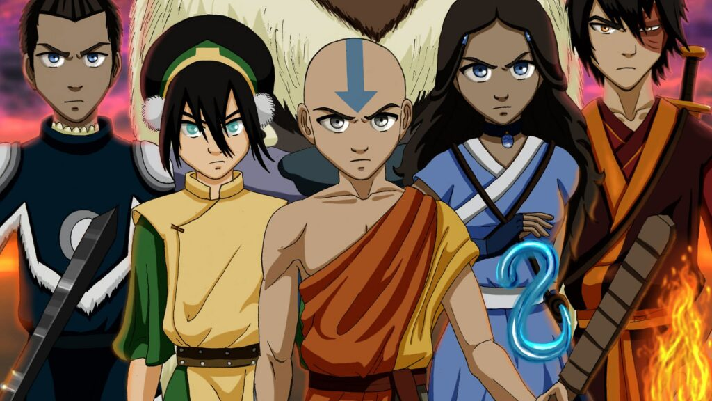 avatar the last airbender background images