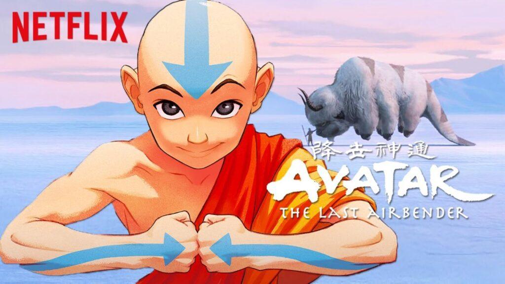 avatar the last airbender wallpaper 4k