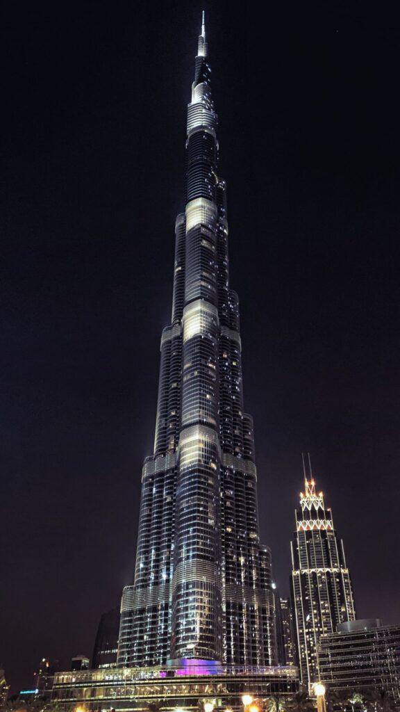 burj khalifa iphone wallpaper