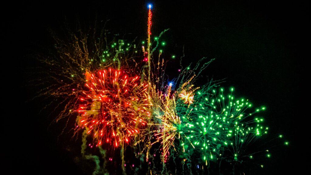 fireworks background images