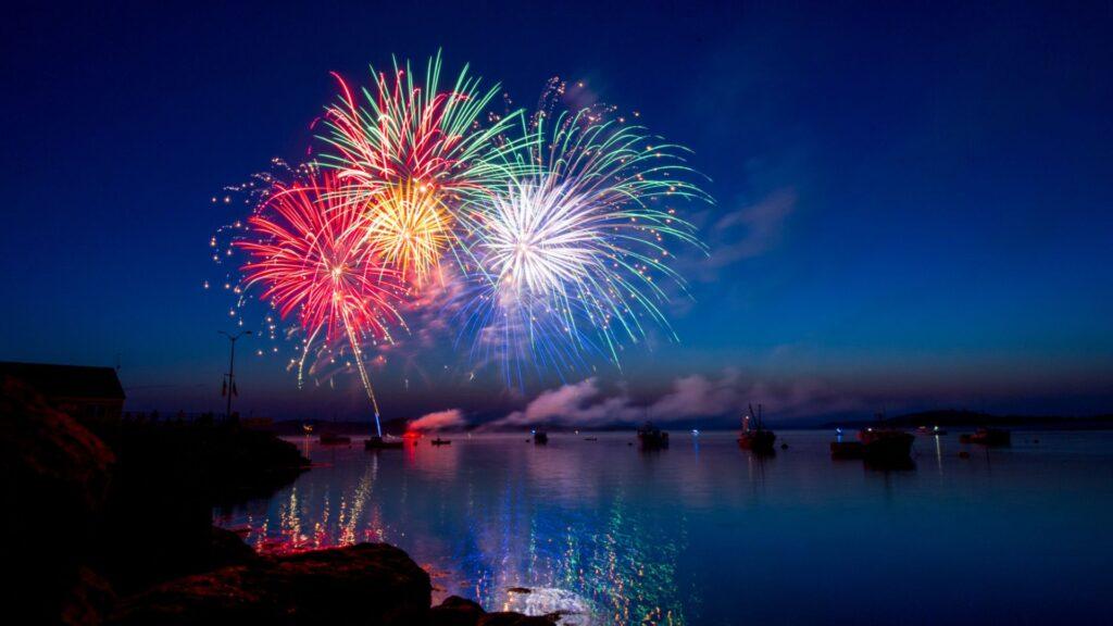 fireworks background photos