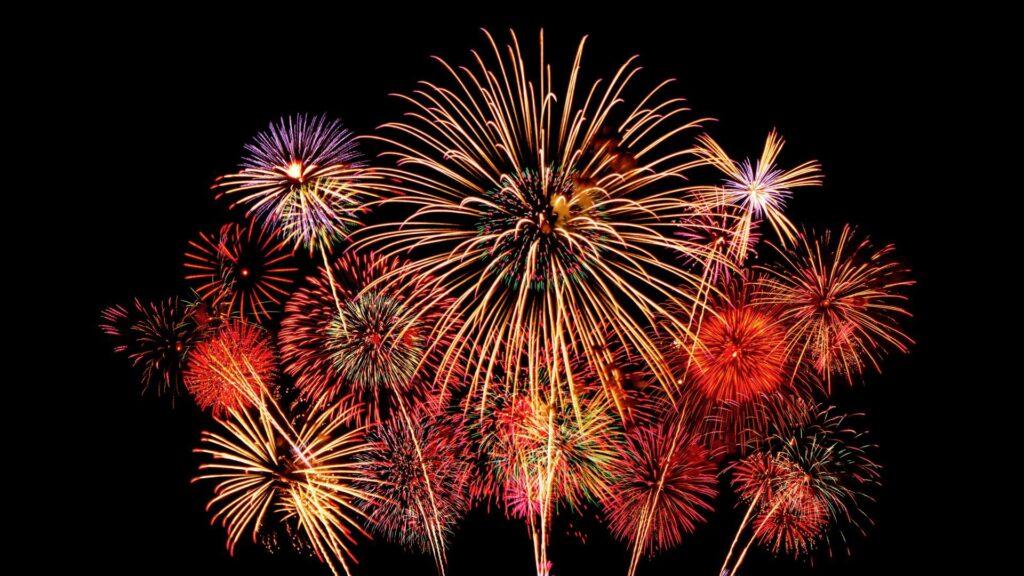 fireworks pc wallpaper