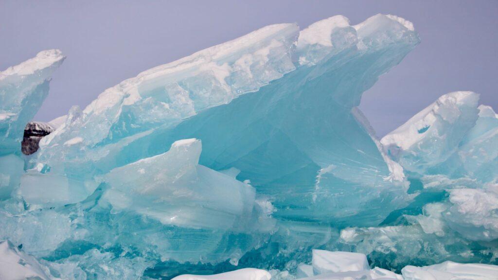 glacier pc wallpaper