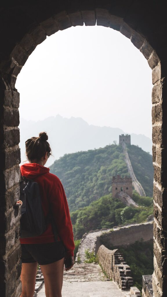 great wall of china backgrounds wallpaper