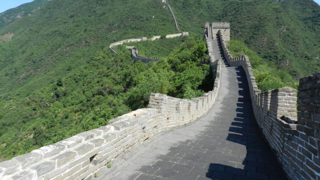 great wall of china wallpaper 1920x1080