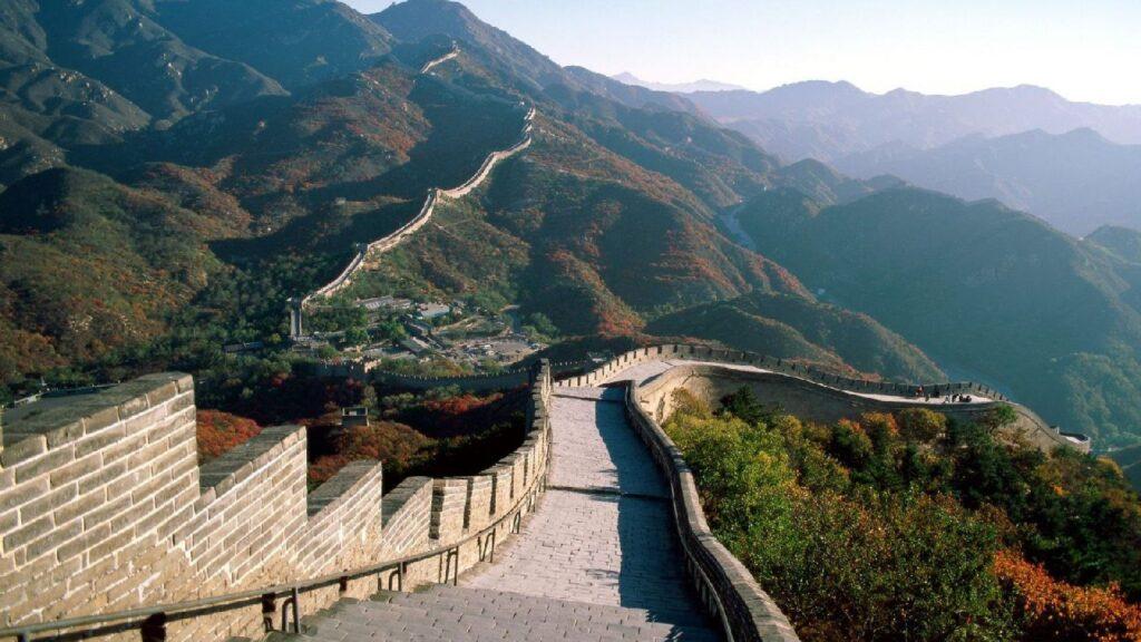 great wall of china wallpaper 4k
