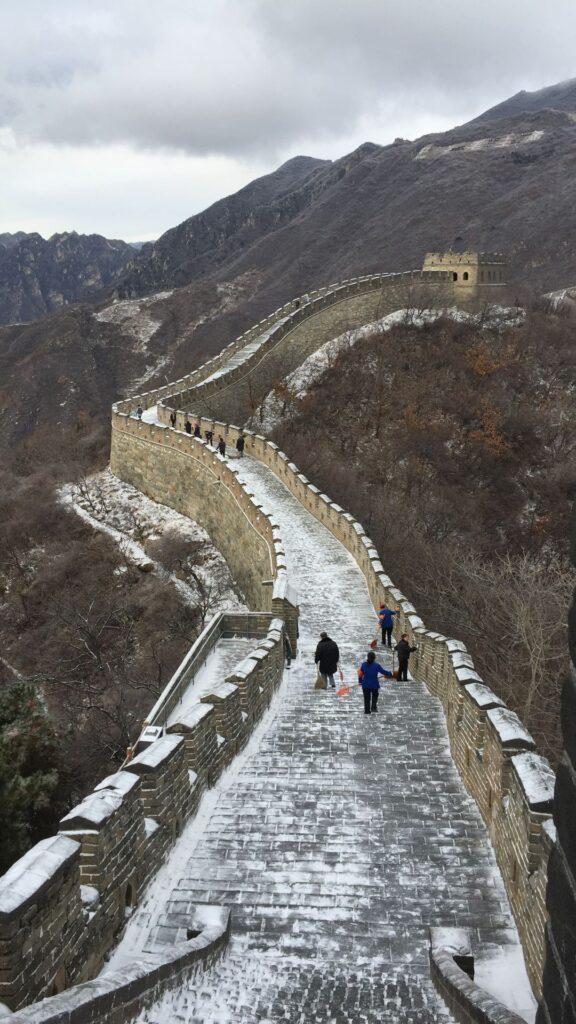 great wall of china wallpaper