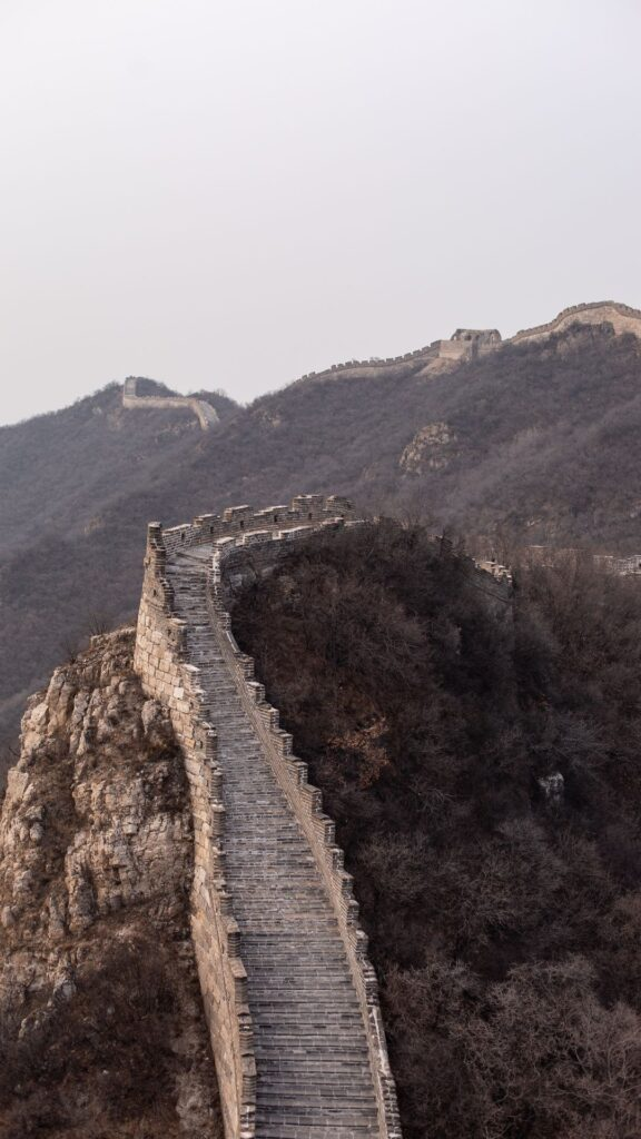 great wall of china wallpaper download