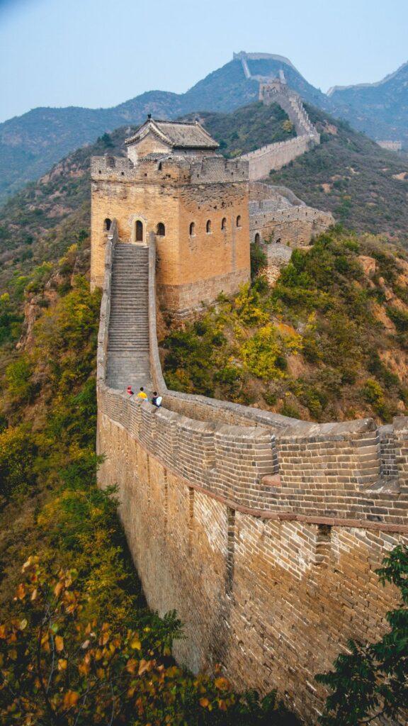 great wall of china wallpaper new