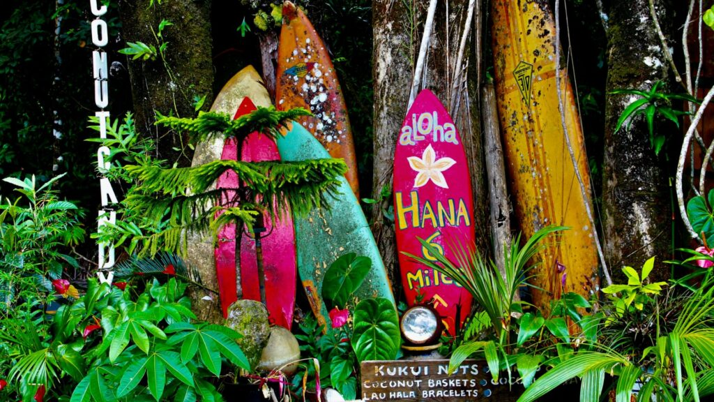 hawaii background photos