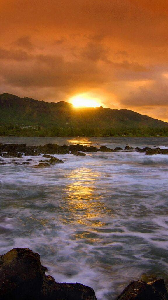 hawaii phone wallpaper