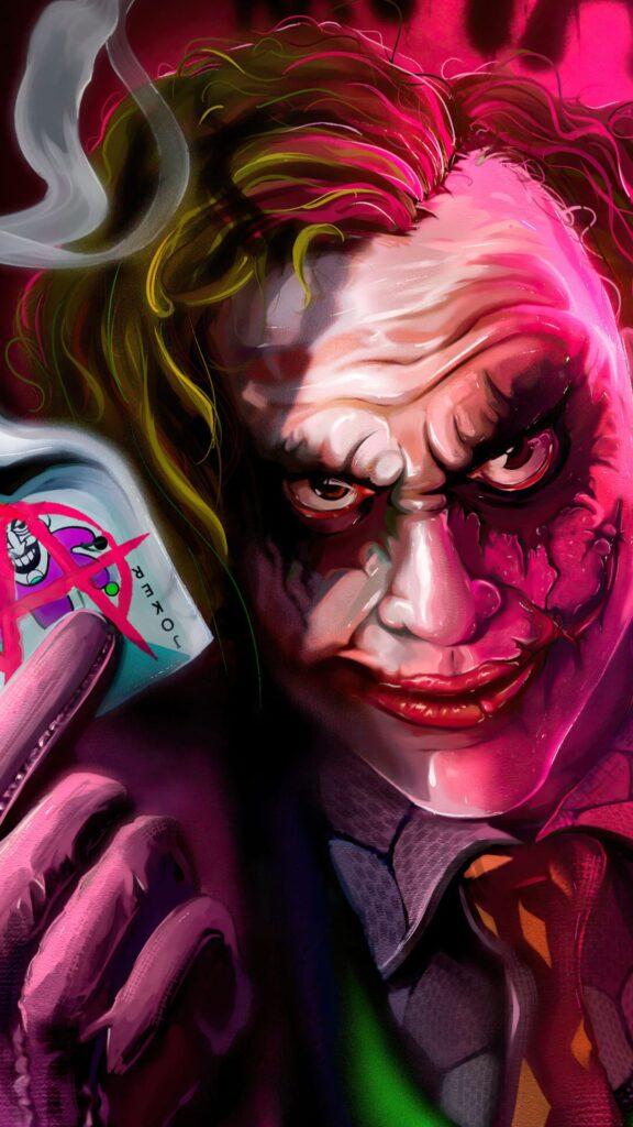 joker android wallpaper