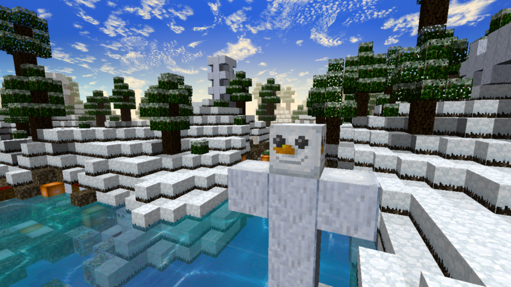 mine craft wallpapers
